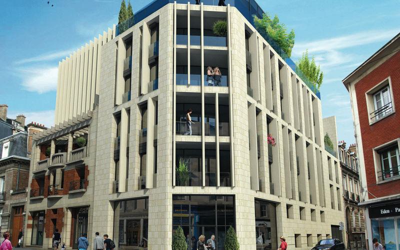 Hypercentre - Immobilier Neuf à Reims à prix Promoteur