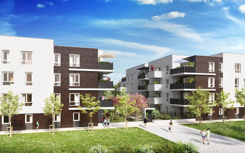 Dauphinot - Immobilier Neuf à Reims à prix Promoteur