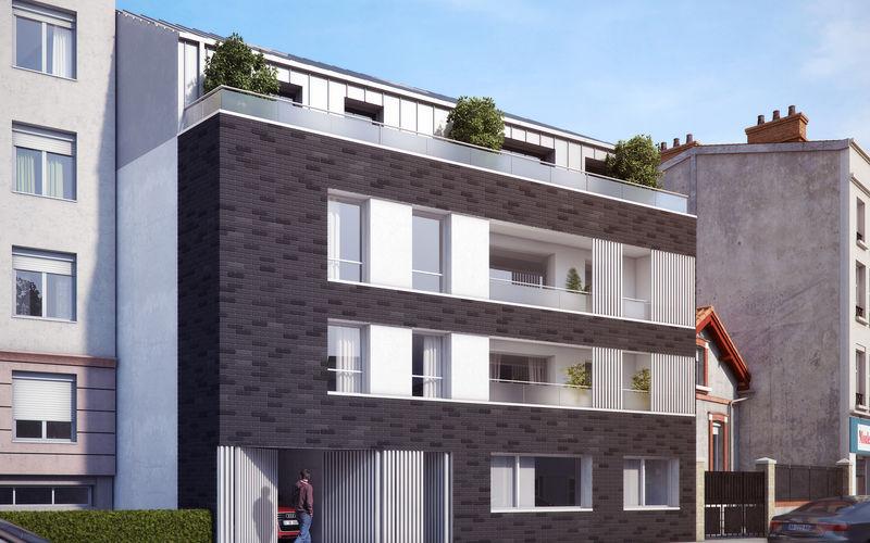 Sacré-coeur - Immobilier Neuf à Reims à prix Promoteur