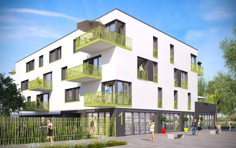 Bezannes- livraison 2016 - Immobilier Neuf à Reims à prix Promoteur