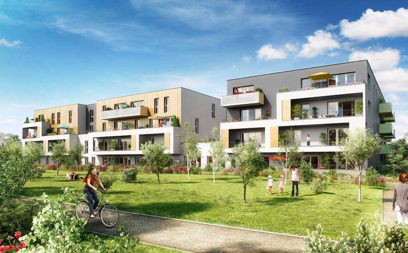 Proche tramway - Immobilier Neuf à Reims à prix Promoteur