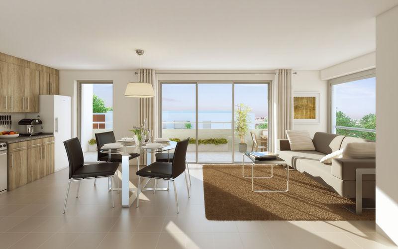appartement neuf boulevard de la paix reims. Black Bedroom Furniture Sets. Home Design Ideas