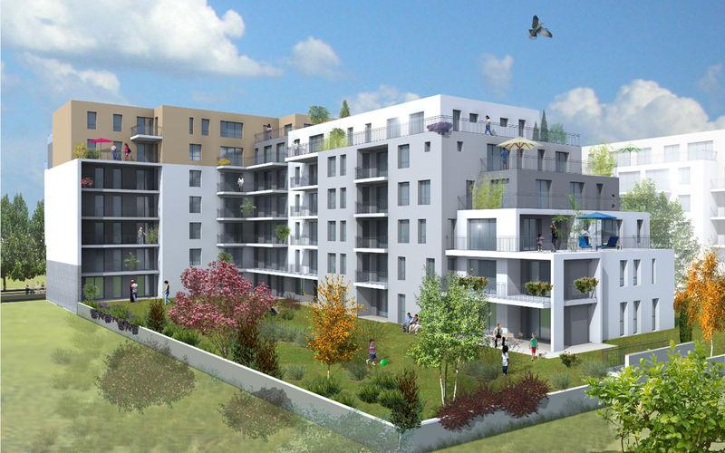 Clairmarais - TGV - Immobilier Neuf à Reims à prix Promoteur
